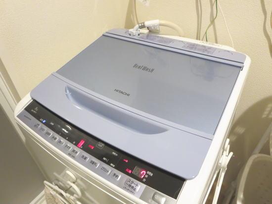 日立洗濯機 ビートウォッシュ BW-8WV | 自由気まま。blog