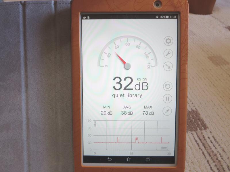 騒音測定器 (Sound Meter)