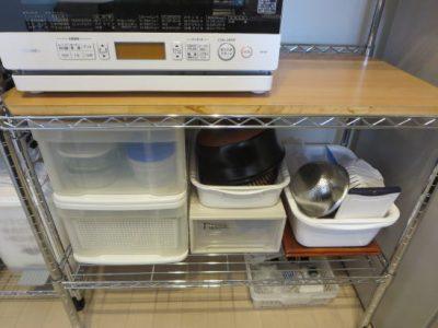 保存容器の保管場所と保管方法