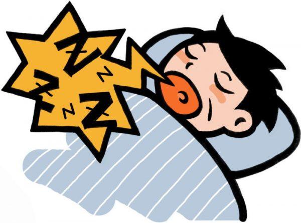 いびきや睡眠時無呼吸症候群