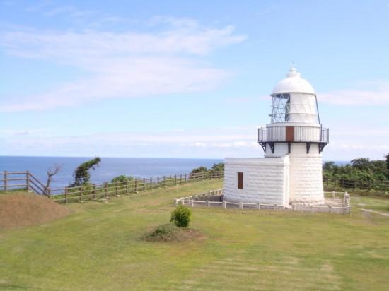 能登半島最北端の禄剛埼灯台