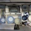 システムキッチン食器収納方法