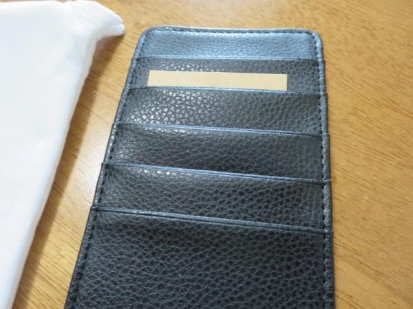 インナーカードケース(ポケット5つ)