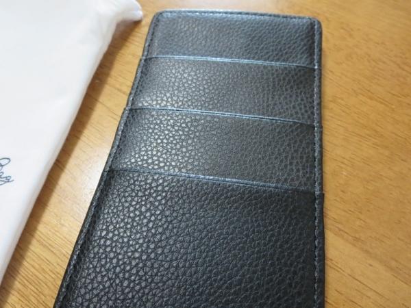 インナーカードケース(ポケット3つ)