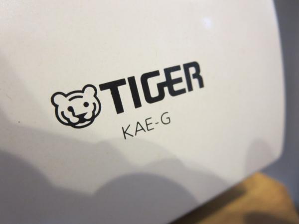 オーブントースター(タイガー)KAE-G130
