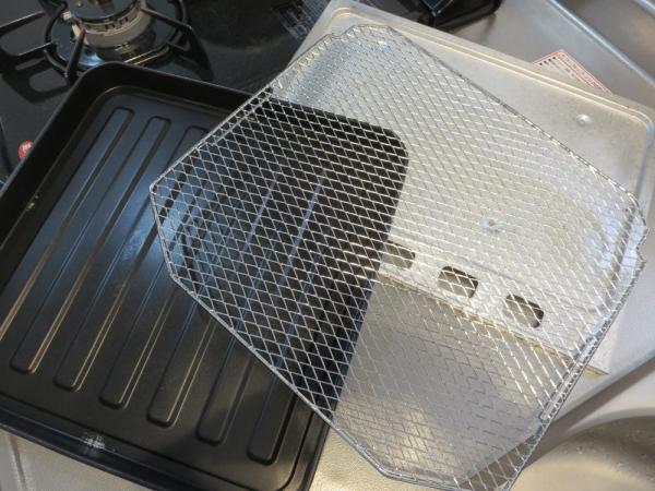 オーブントースター(タイガー)の部品