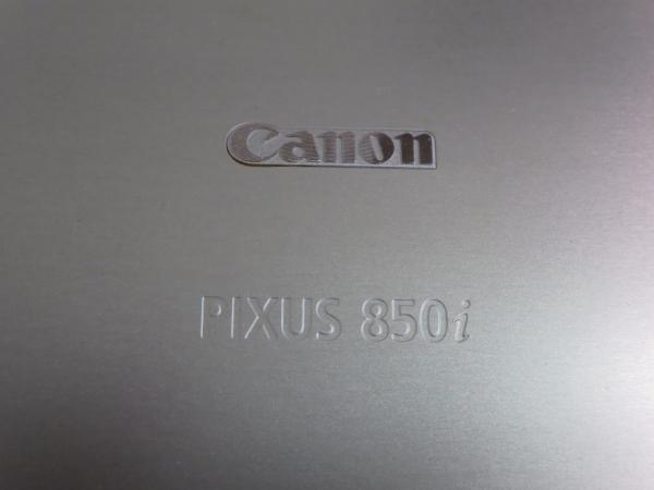 CANON PIXUS850i