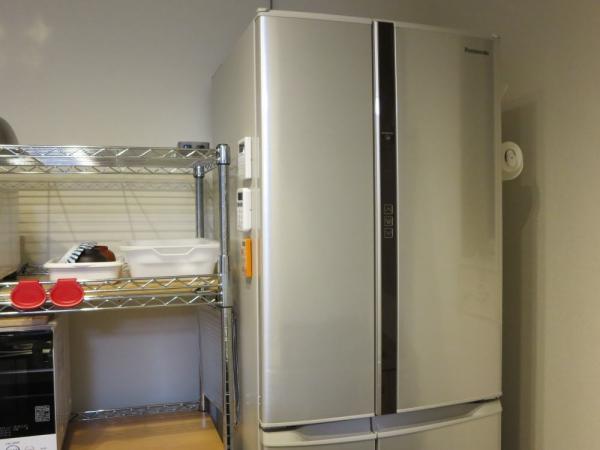 冷蔵庫 NR-F431V-N(パナソニック)
